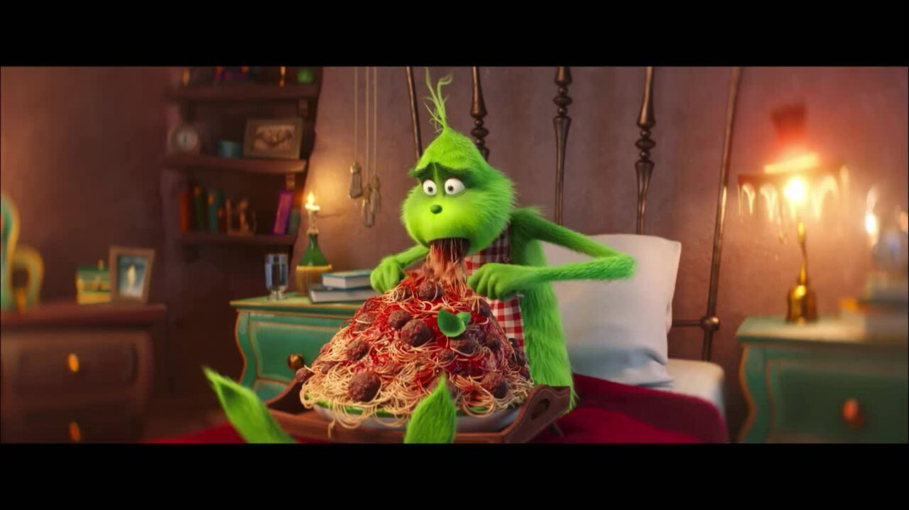 Play trailer for Dr. Seuss' The Grinch