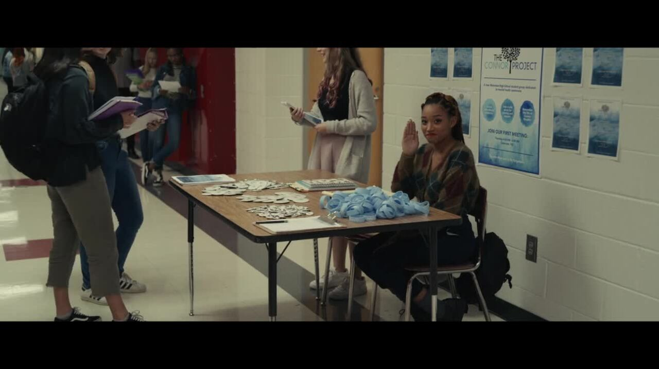 Play trailer for Dear Evan Hansen