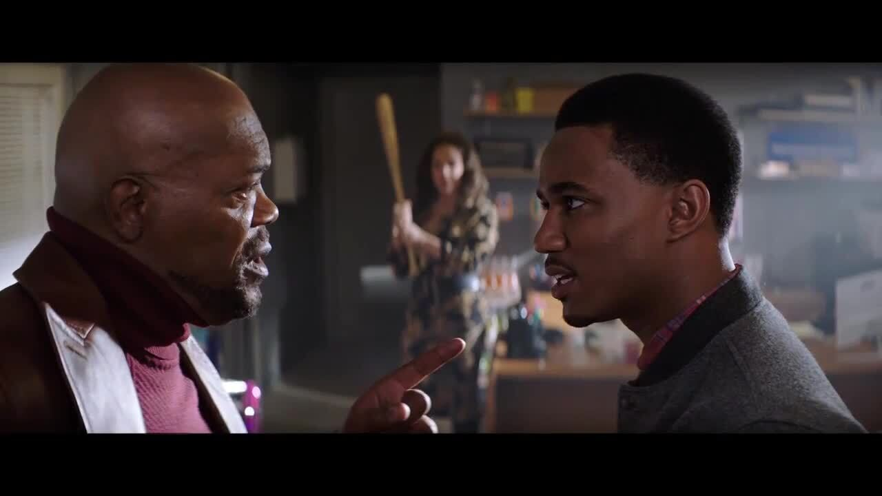 Play trailer for Shaft