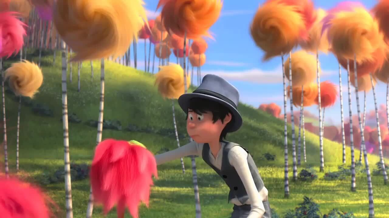 Play trailer for Dr. Seuss' The Lorax
