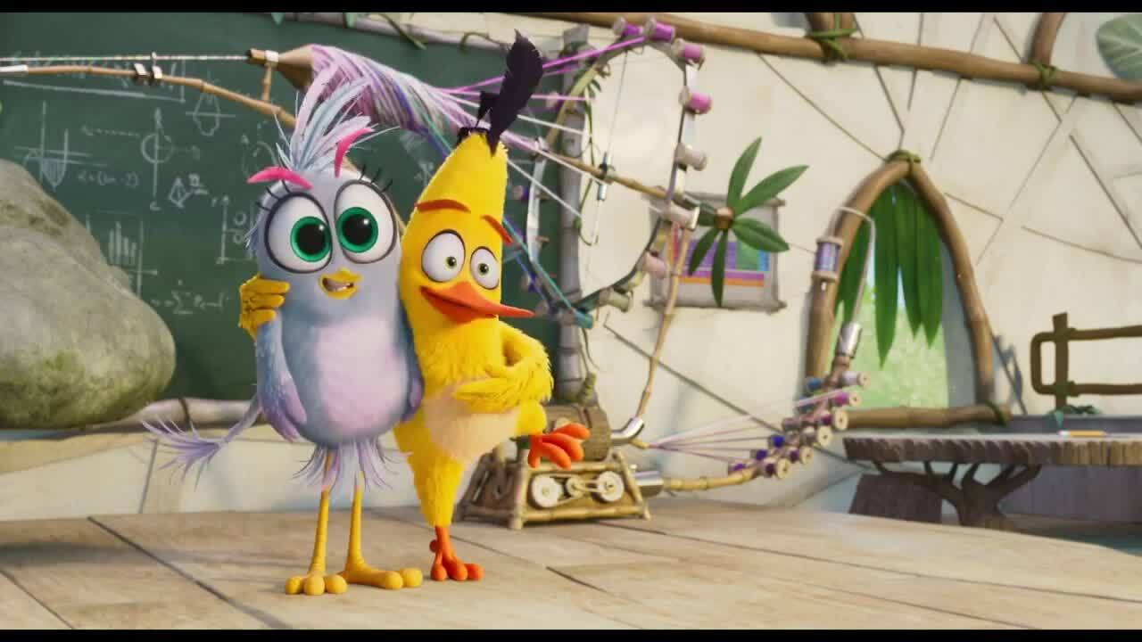 Play trailer for The Angry Birds Movie 2