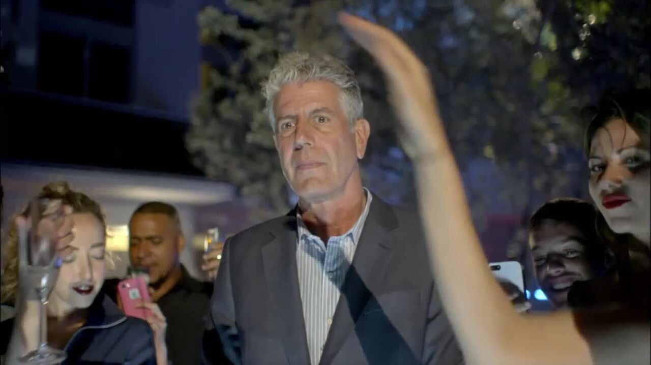 Play trailer for Roadrunner: A Film About Anthony Bourdain
