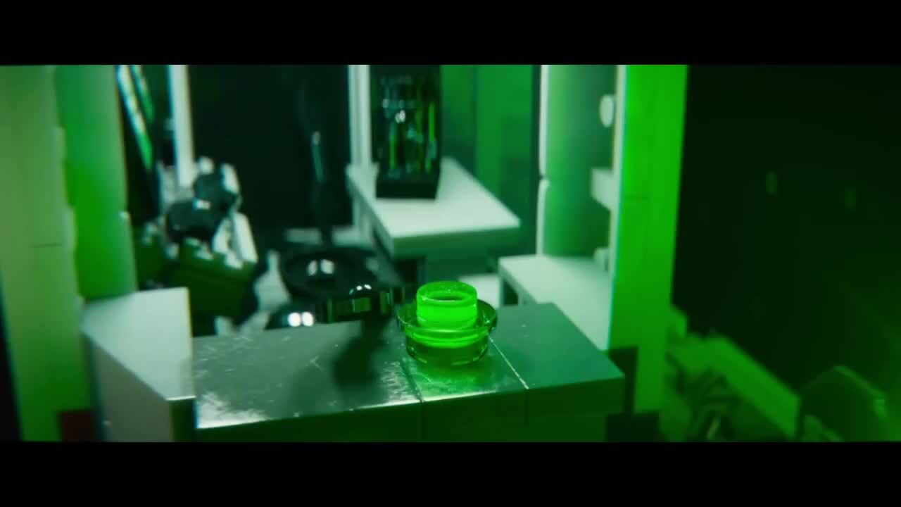 Play trailer for The Lego Movie