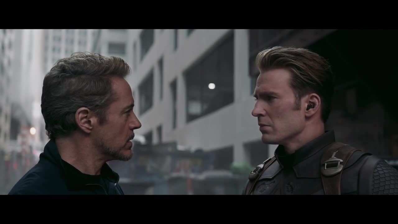 Play trailer for Avengers: Endgame