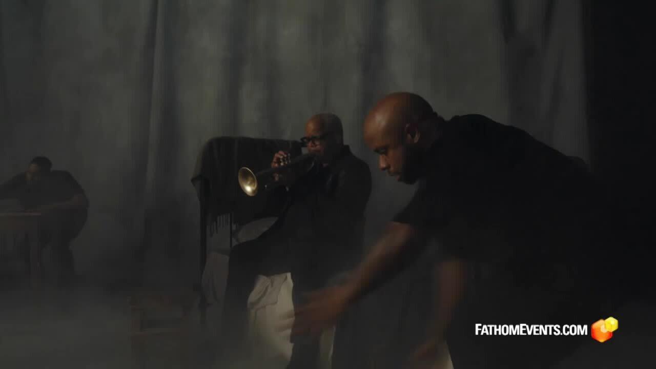 Play trailer for MetLive: Fire Shut Up In My Bones
