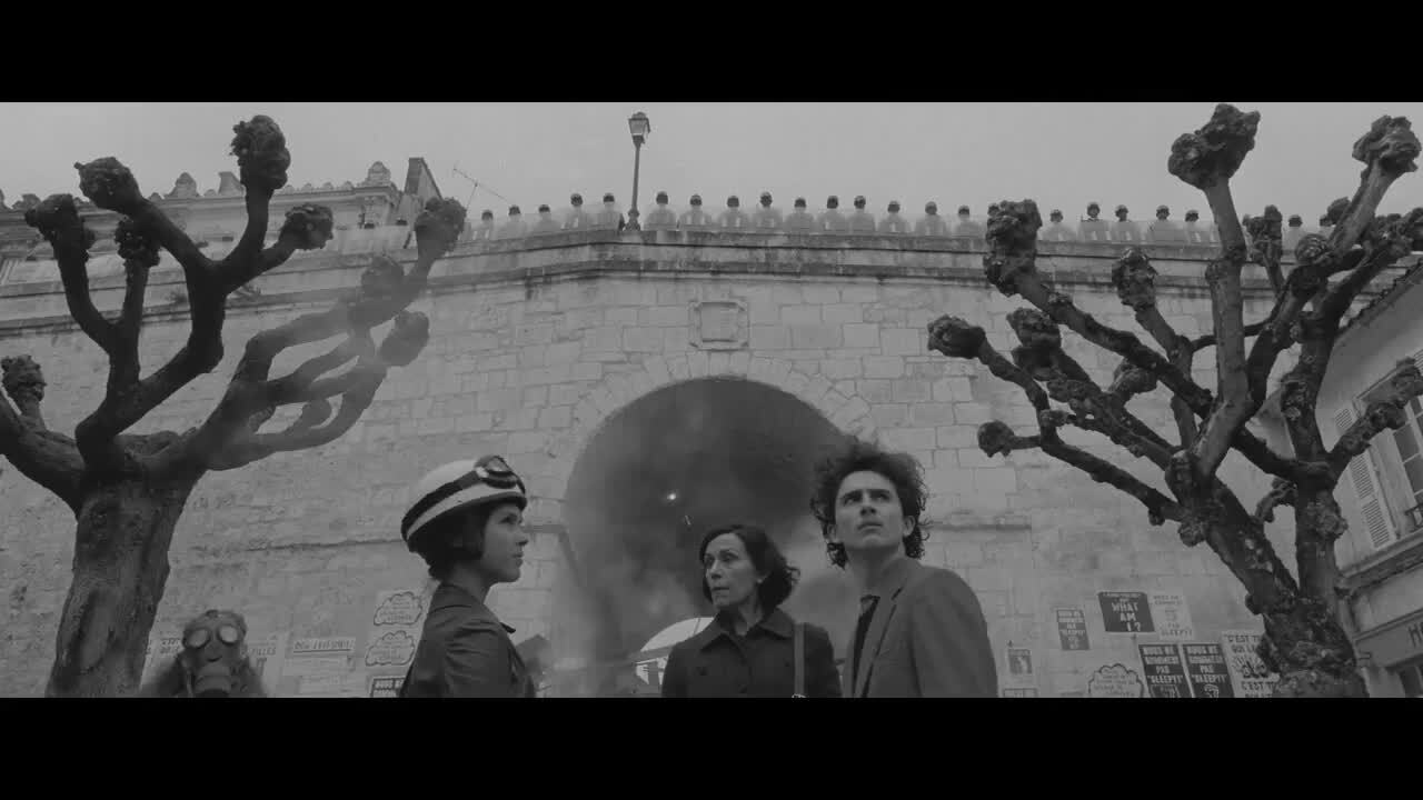 Play trailer for The French Dispatch