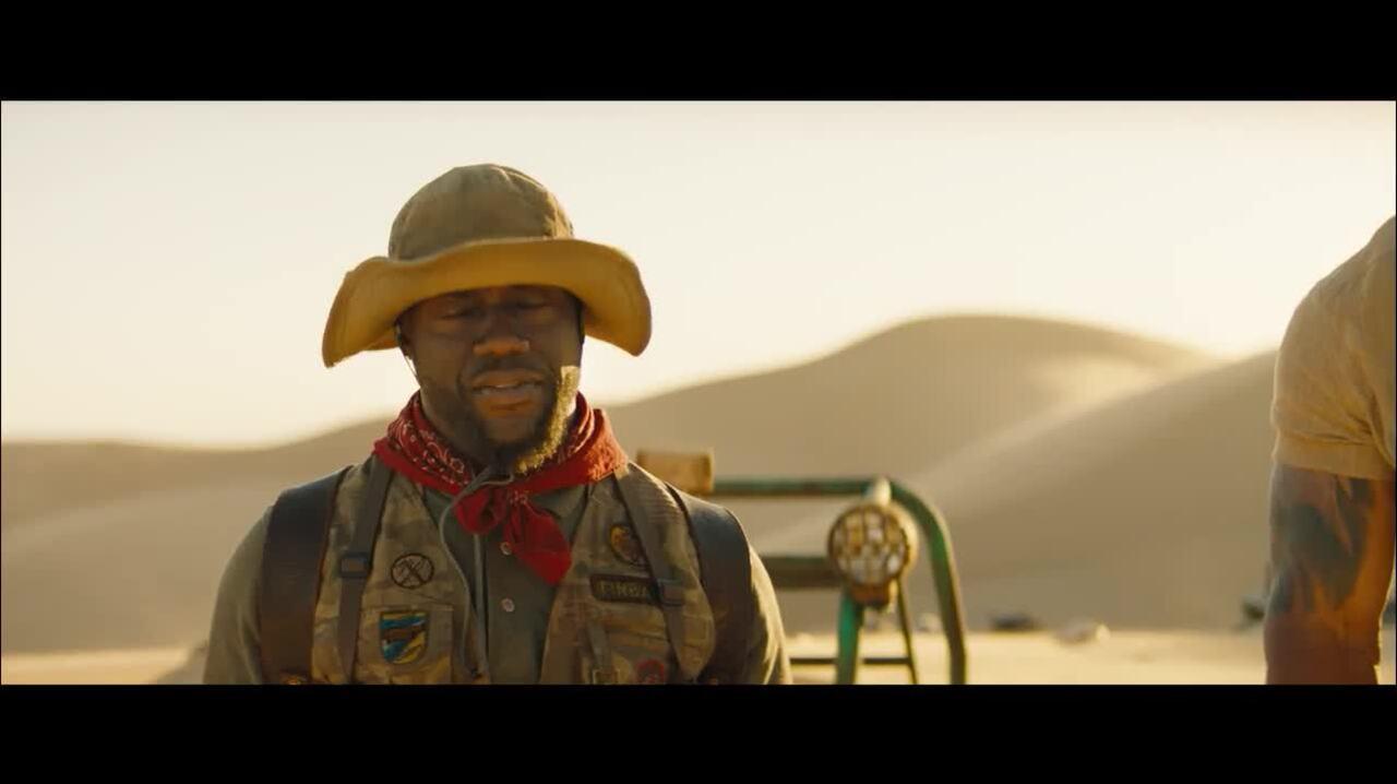 Play trailer for Jumanji: The Next Level