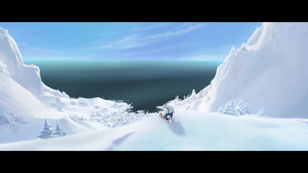 Play trailer for Arctic Dogs