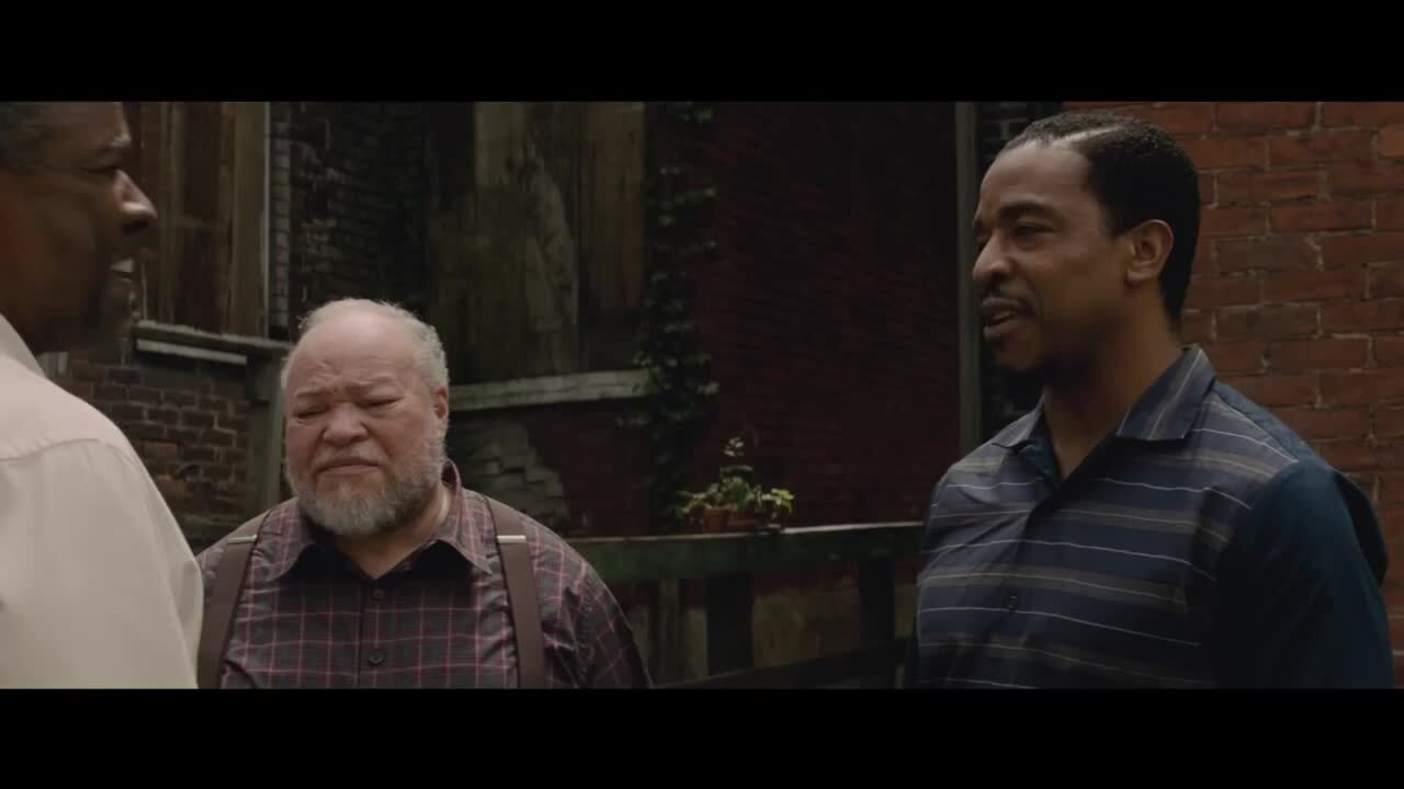 Play trailer for Fences