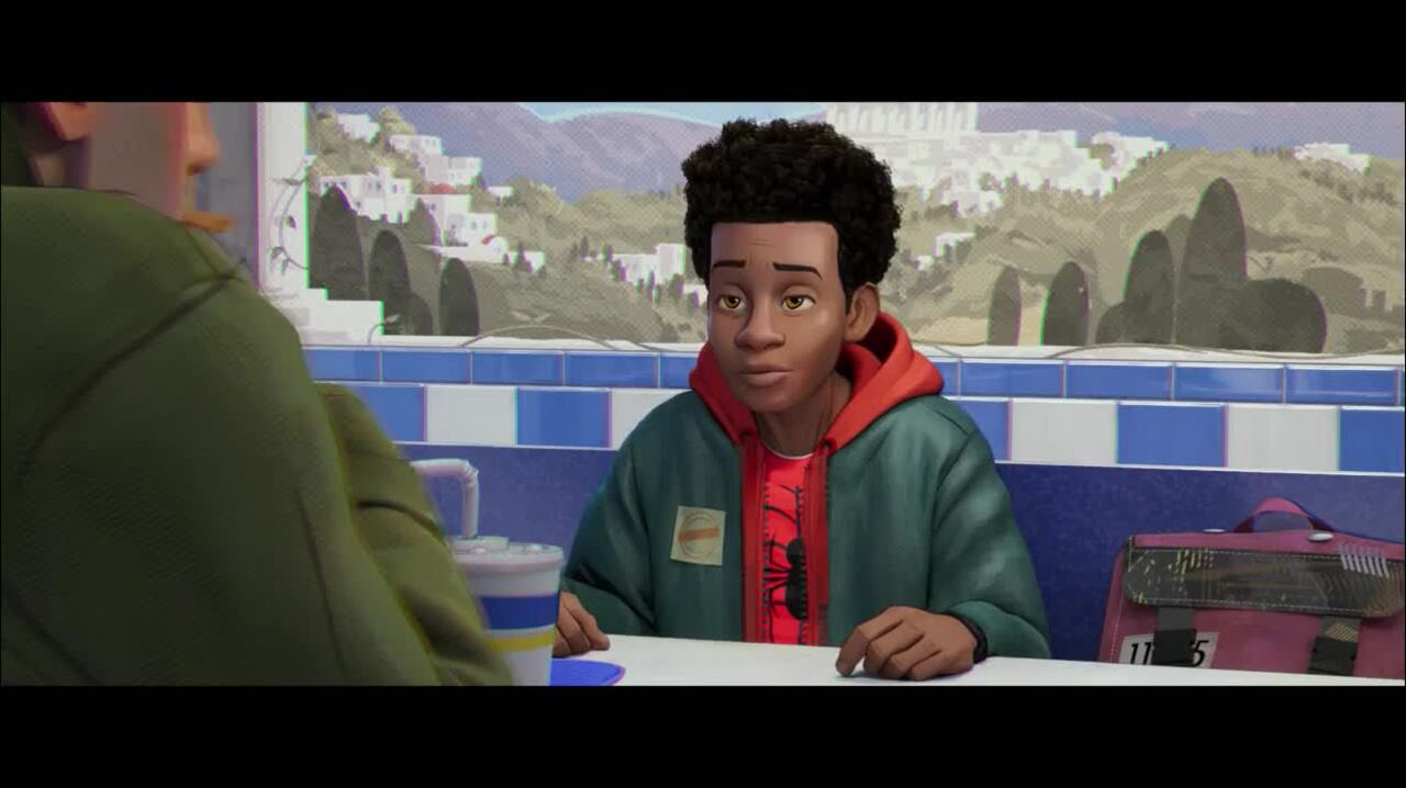 Play trailer for Spider-Man: Into The Spider-Verse