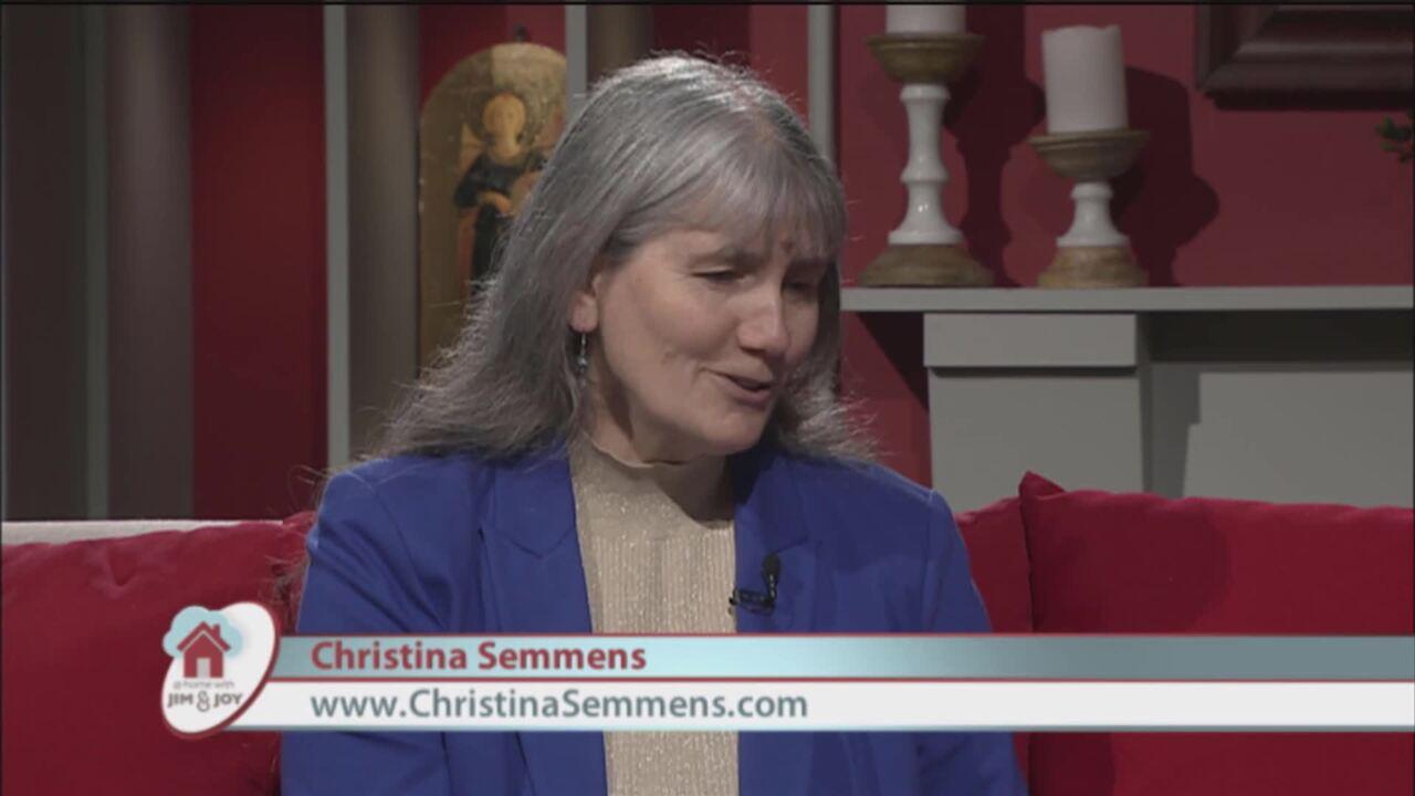 2021-04-07 - Christina Semmens Pt. 1