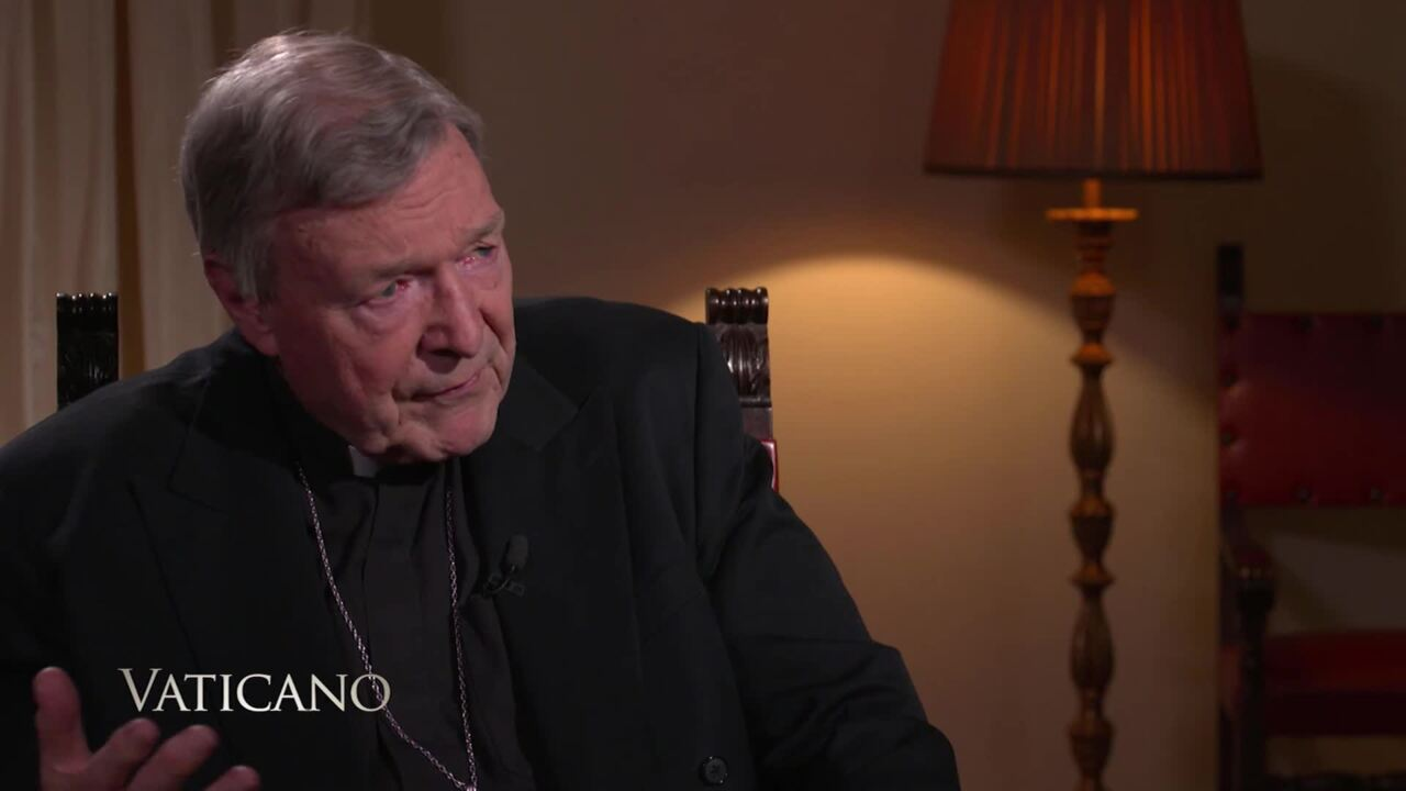 Vaticano - 2021-01-10 - An Interview with Cardinal George Pell