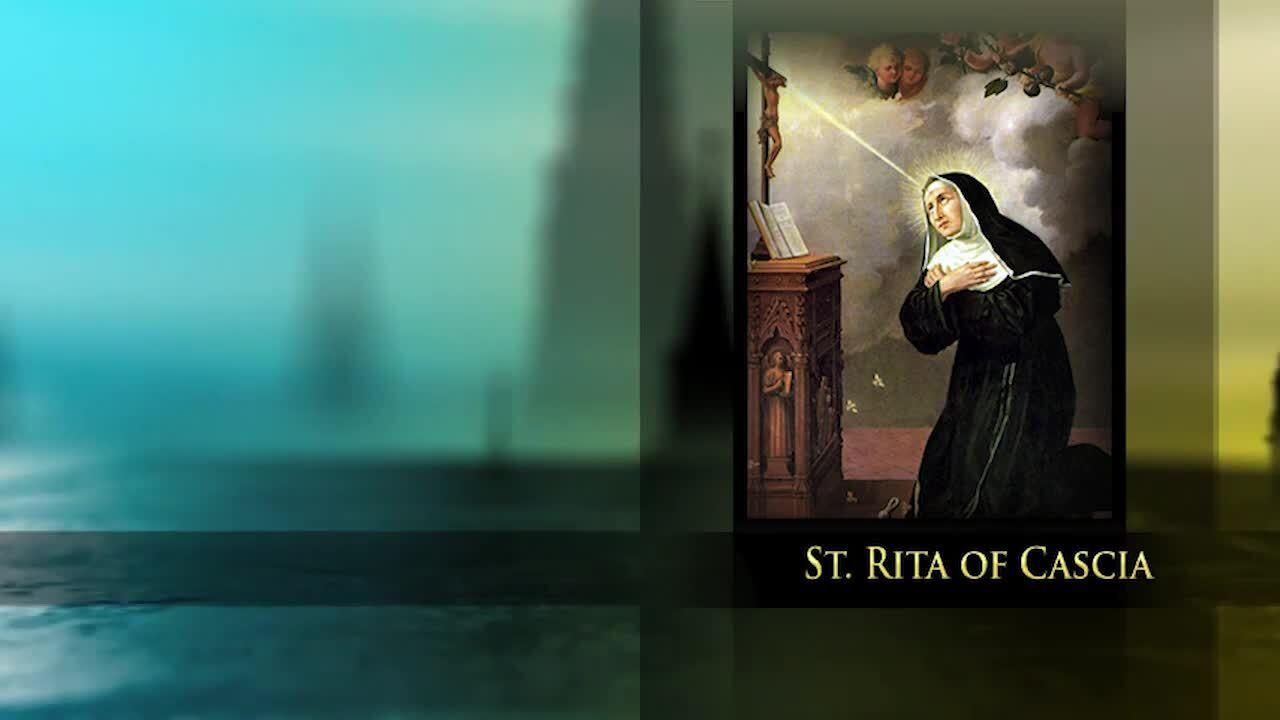 Holy Mass on the Feast of St. Rita 2021 (CAA)