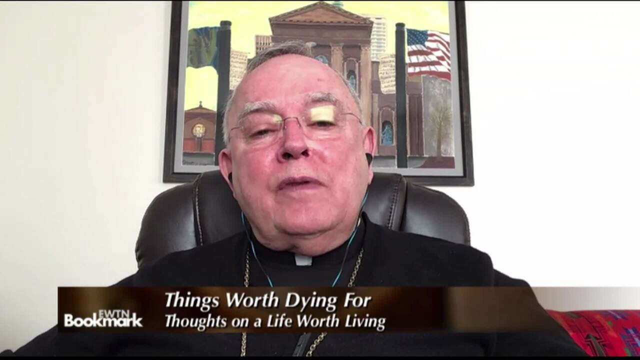 2021-03-28 - Things Worth Dying For: Thoughts on a Life Worth Living