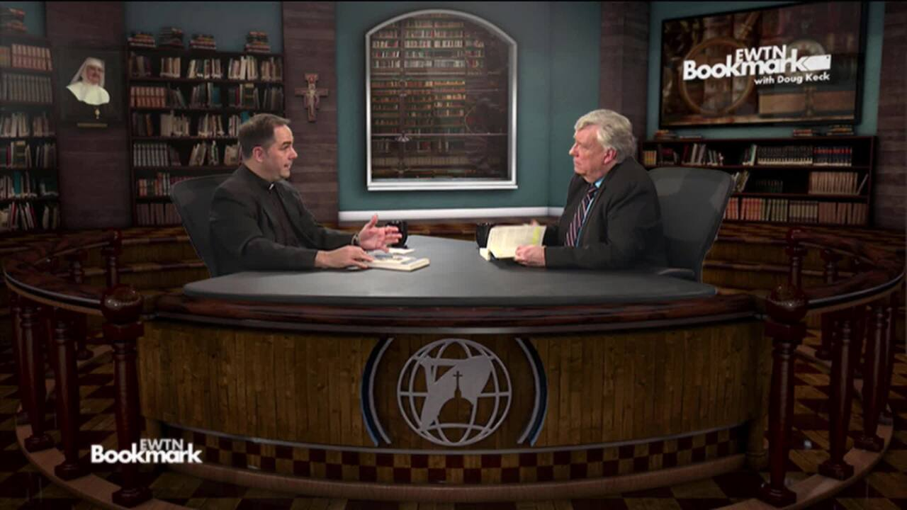 EWTN Bookmark - 2020-03-22 - Consecration to St. Joseph: the Wonders of Our Spiritual Father