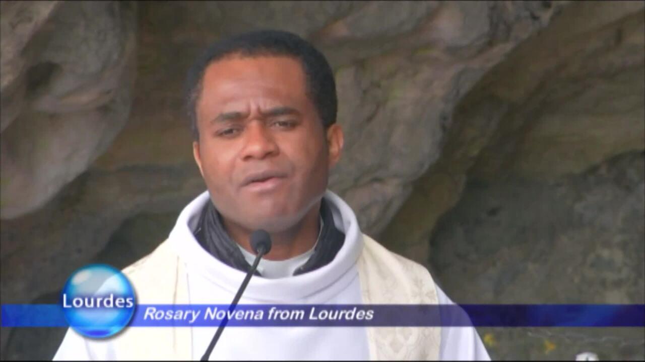 Rosary Novena from Lourdes - 2020-03-29 - Rosary Novena from Lourdes