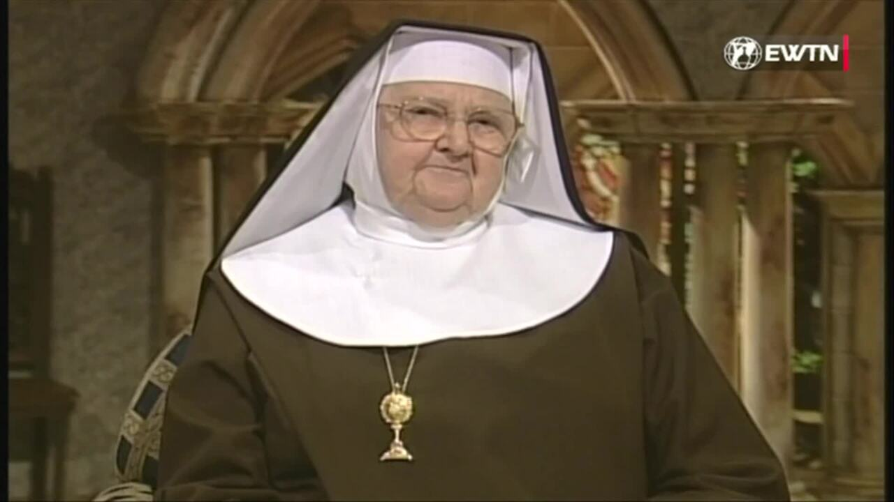 Mother Angelica Live Classics - A Sign from Heaven
