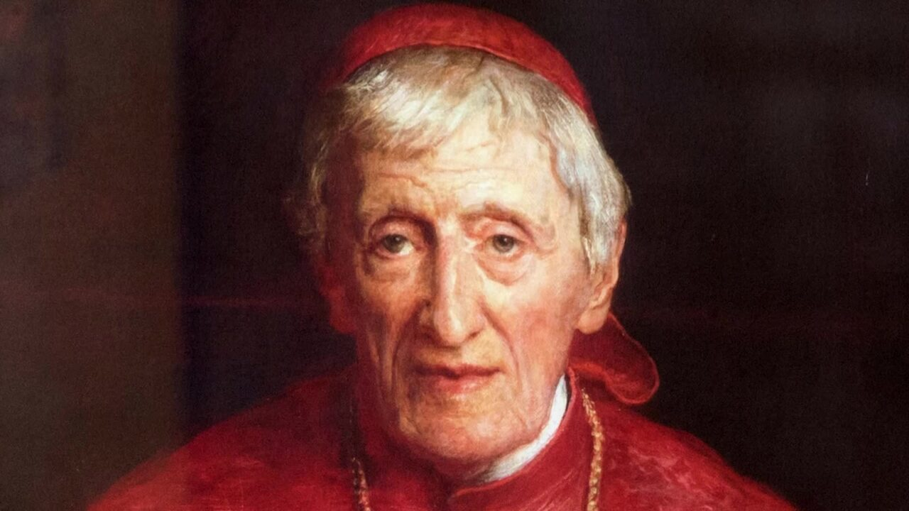 Holy Mass on the Feast of St. John Henry Newman