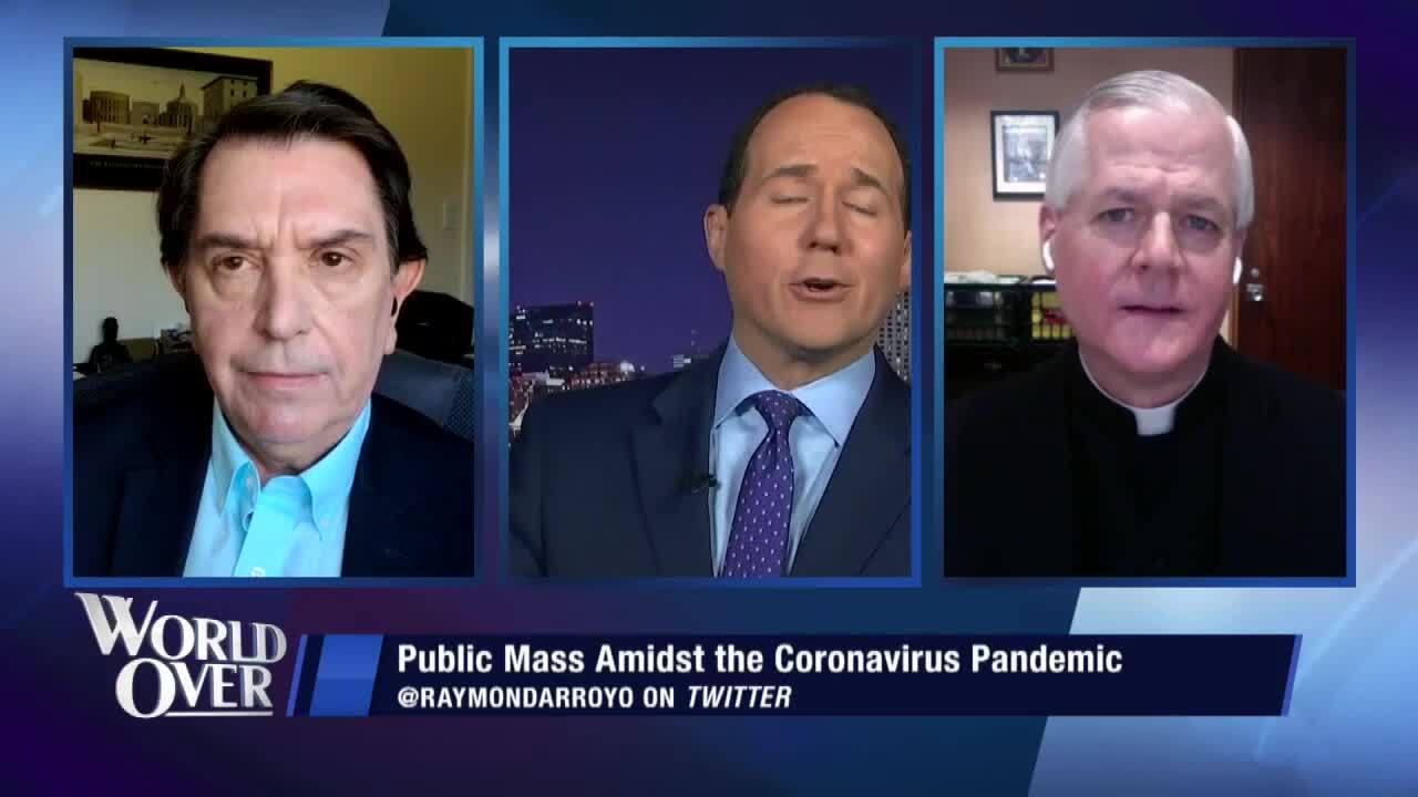 2020-04-16 - Full Episode with Raymond Arroyo