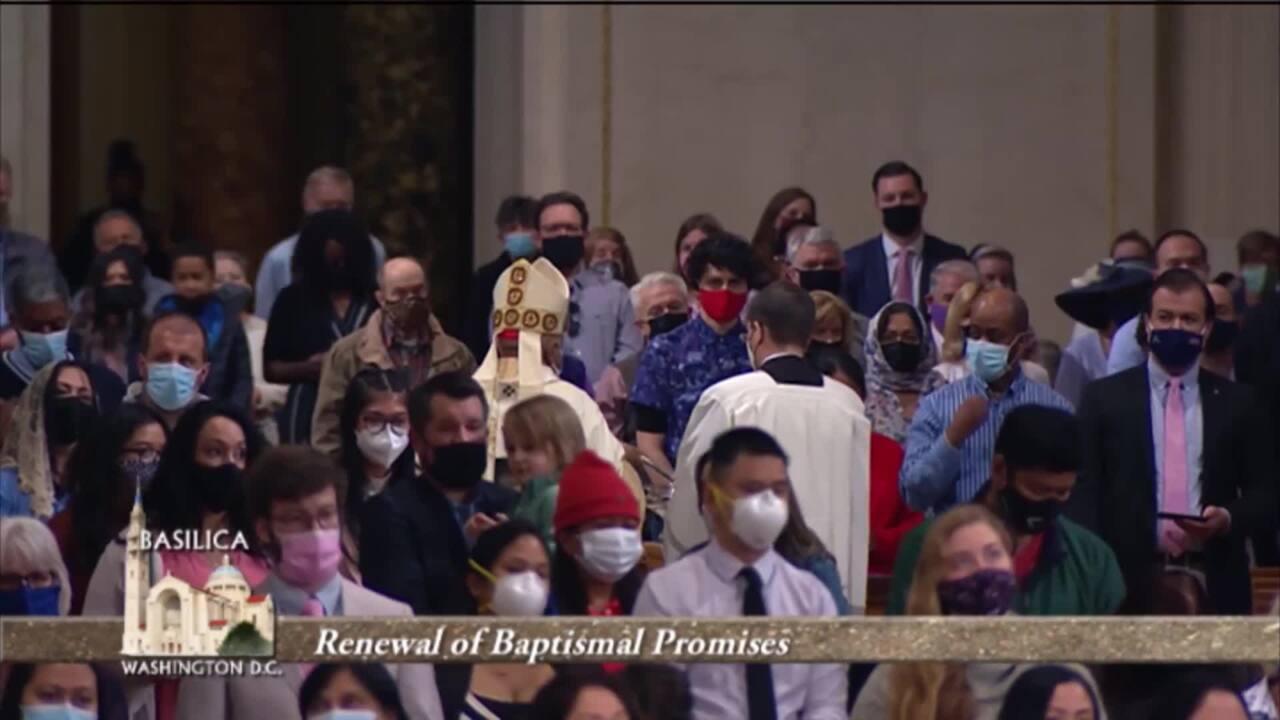 Easter Sunday Mass - 2021-04-04 - Easter Sunday Mass
