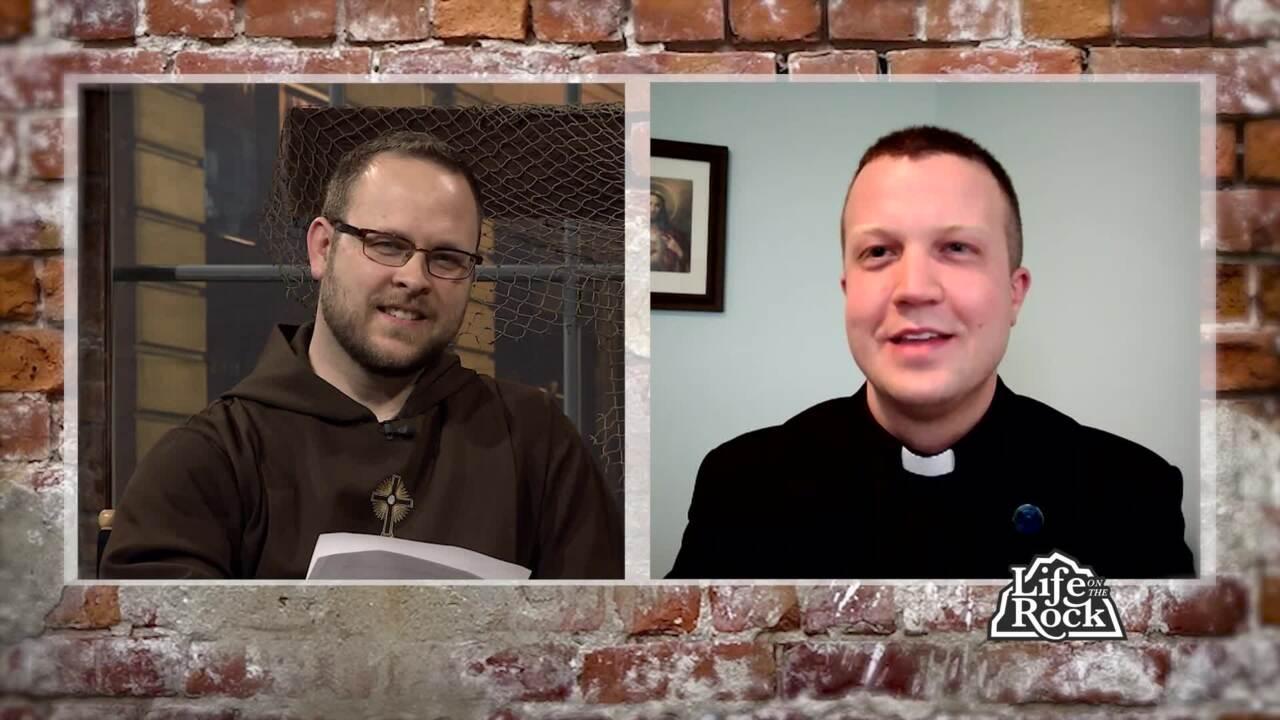 2021-04-25 - Fr. Jordan Berghouse