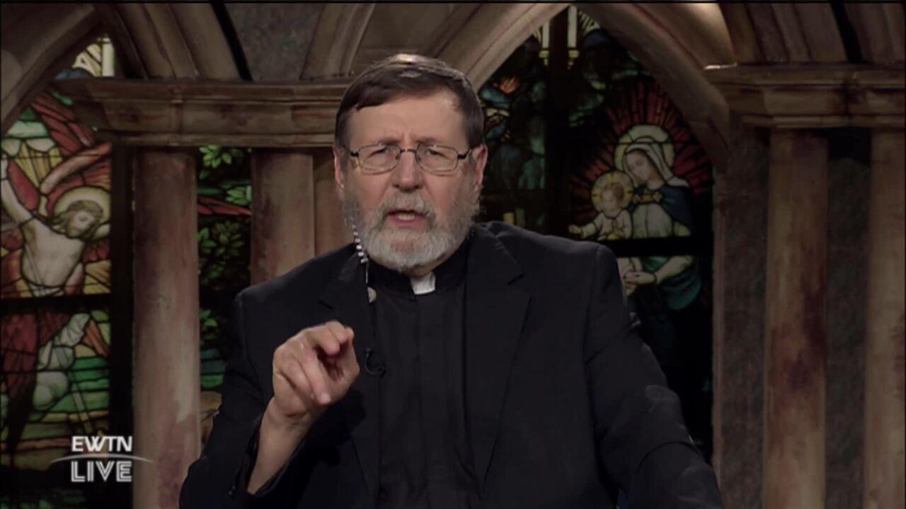 2021-02-11 - Fr. John Trigilio and Fr. Ken Brighenti