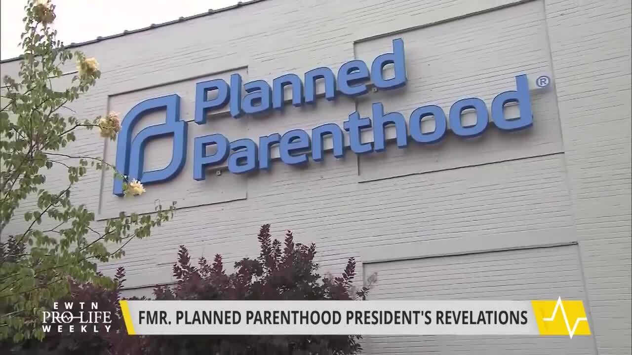 2021-08-05 - EWTN Pro-Life Weekly | FULL EPISODE – New Abortion Study, Planned Parenthood Revelations, Conscience Rights Violation