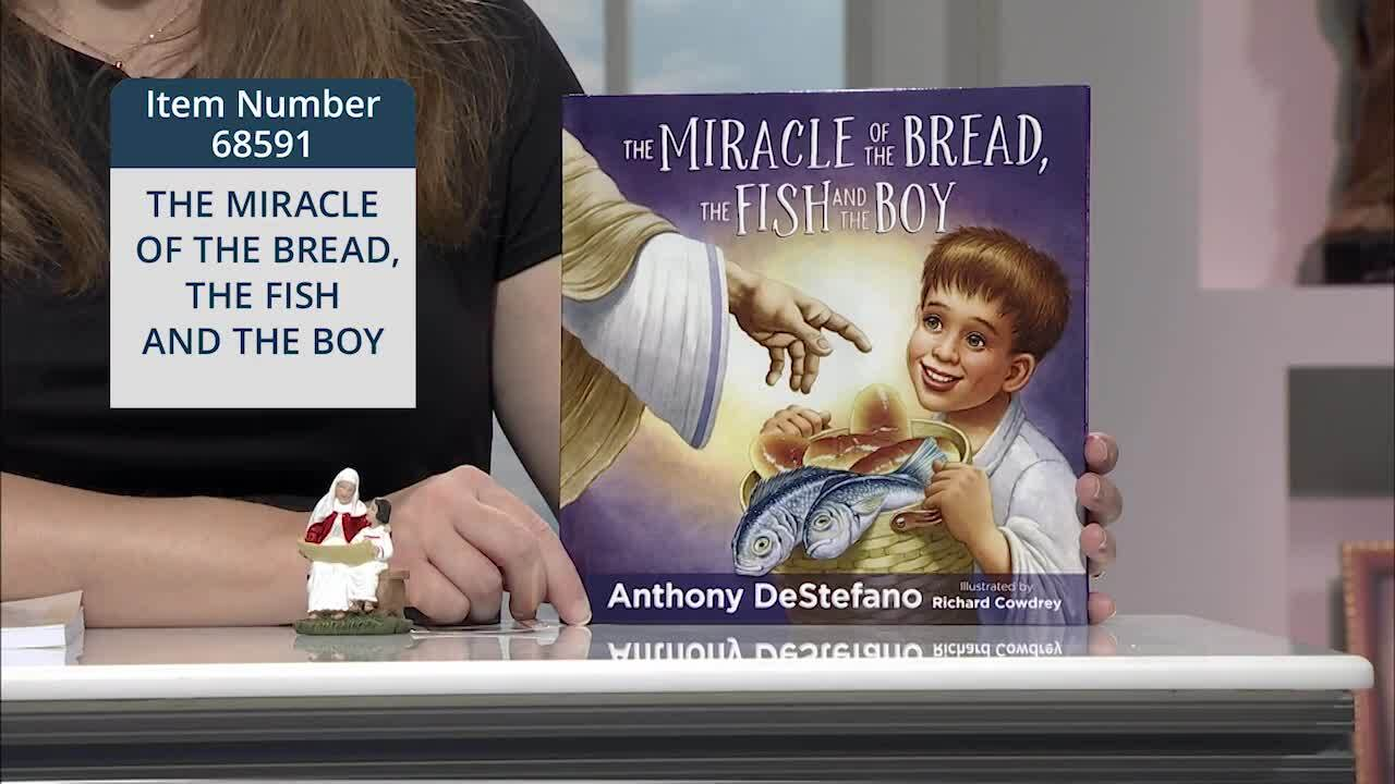 68591_THE MIRACLE OF THE BREAD, THE FISH AND THE BOY