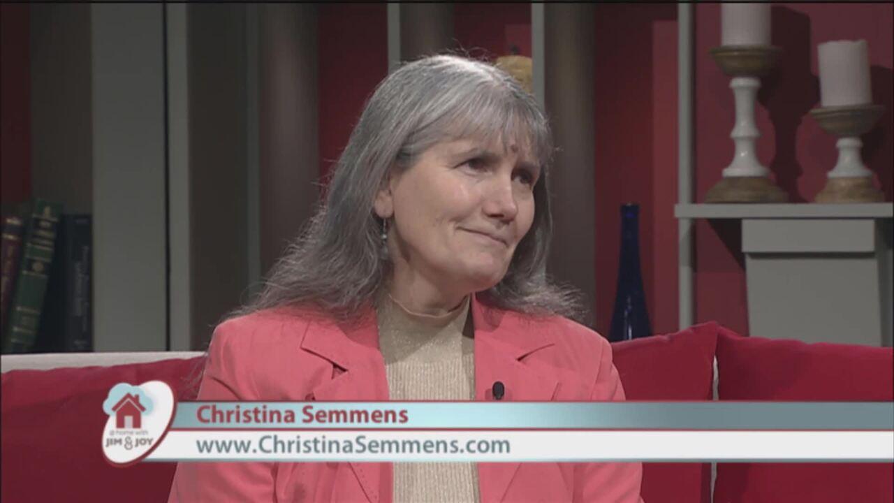 2021-04-08 - Christina Semmens Pt. 2
