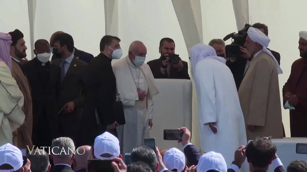 2021-03-14 - Pope Francis in Iraq