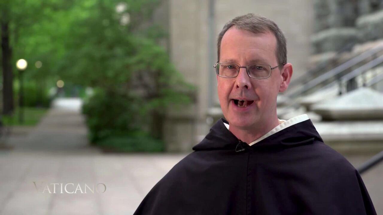 Vaticano - 2020-08-01 - Padre Michael Mcgivney