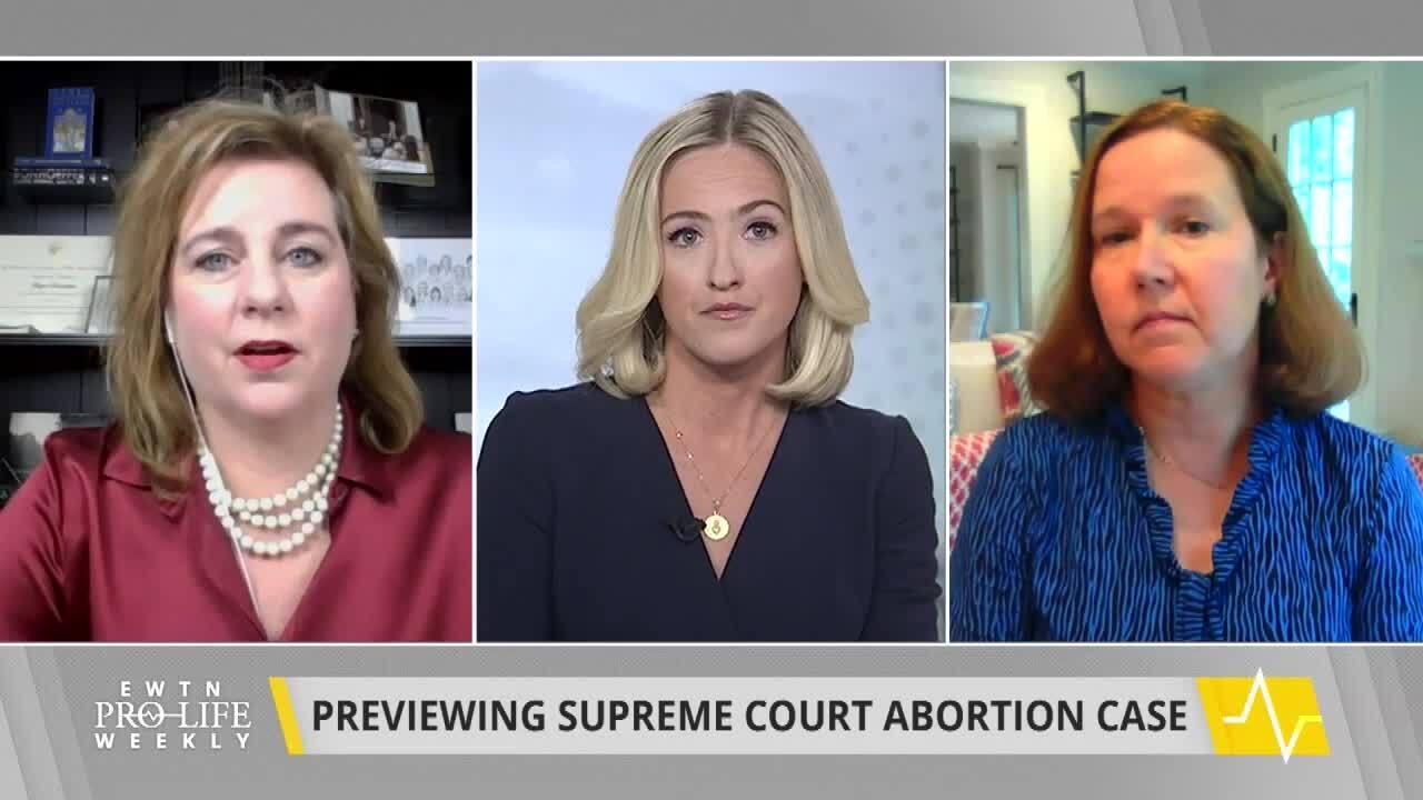 2021-09-23 - | FULL EPISODE – Mississippi AG Lynn Fitch, Marjorie Dannenfelser, Amy Howe