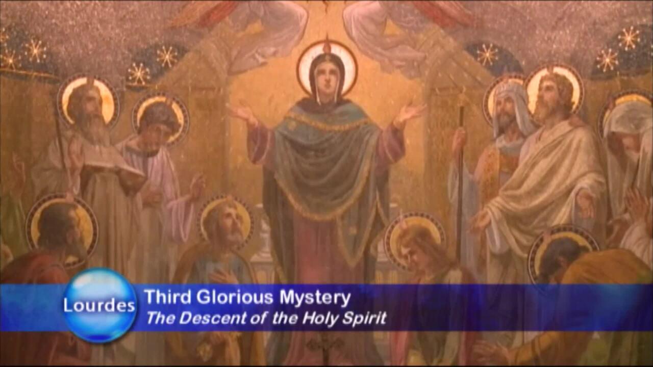 Rosary Novena from Lourdes - 2020-04-01 - Rosary Novena from Lourdes