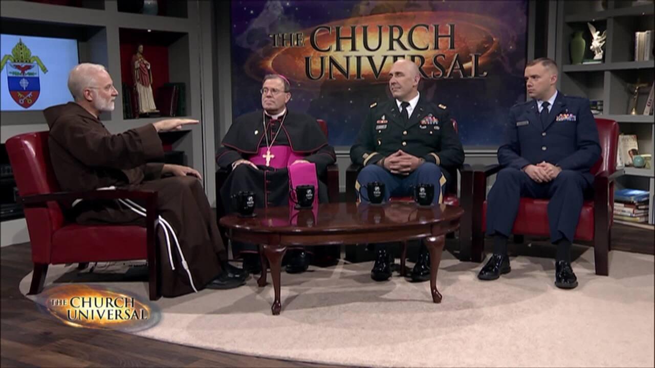 Church Universal - 2020-03-01 - Serving Those Who Serve