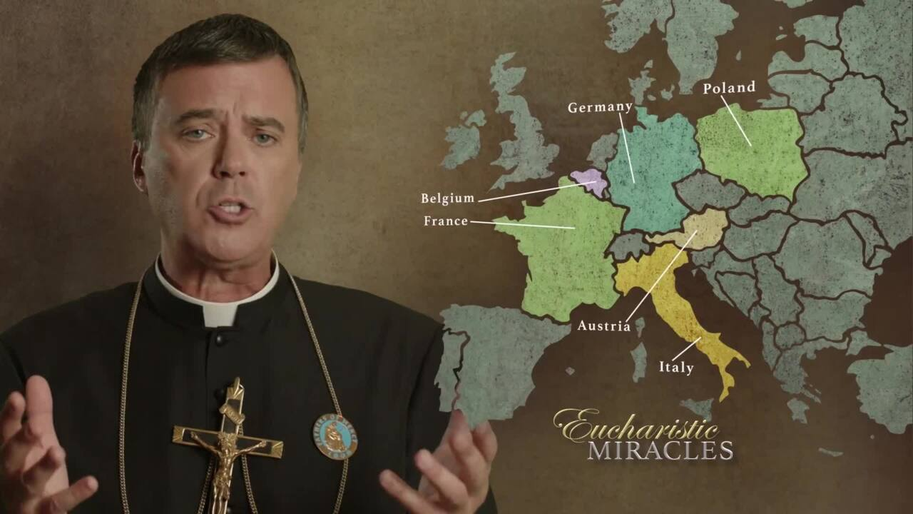 In Defense of the Eucharist with Father Wade Menezes, CPM - Eucharistic Miracles