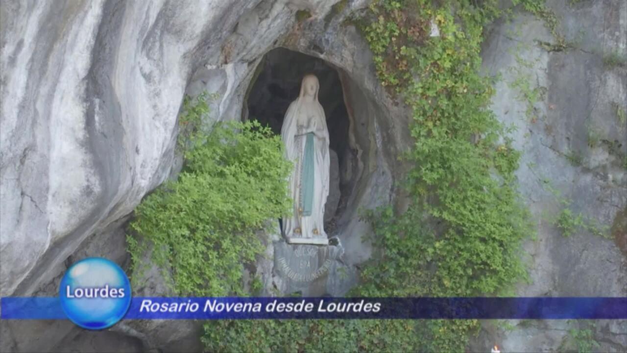 Rosario Desde Lourdes - 2021-03-31 - Rosario Desde Lourdes