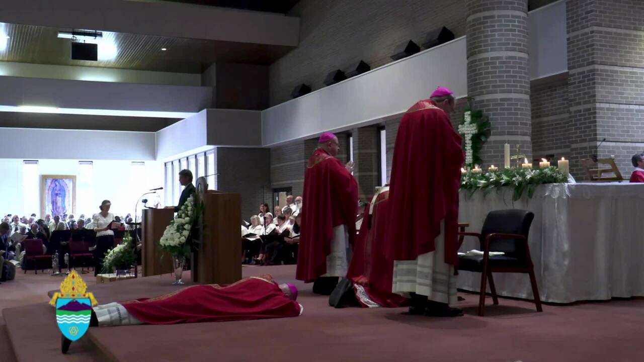 2021-07-22 - Mass of Ordination and Installation of the Rev. James R. Go