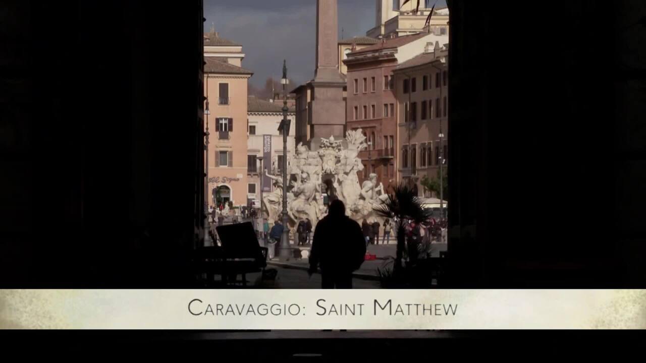 2020-03-08 - Lent in the Vatican and Caravaggio: Saint Matthew