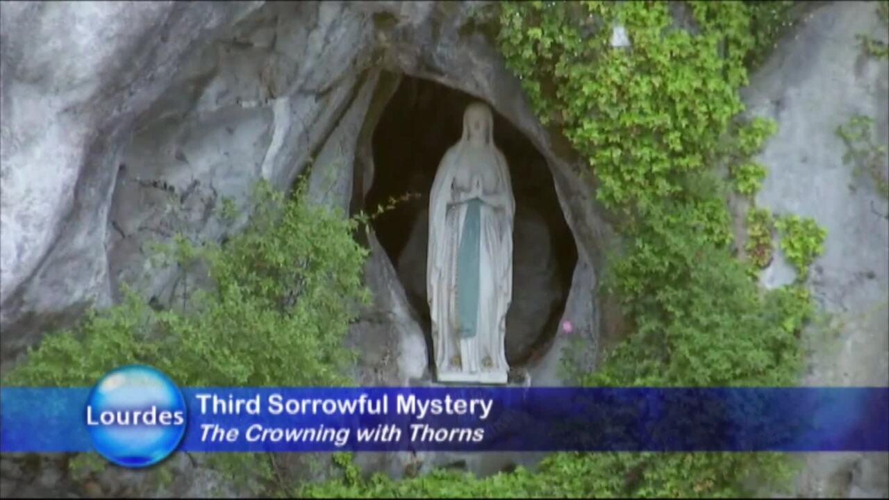 Rosary Novena from Lourdes - 2020-05-26 - Rosary Novena from Lourdes