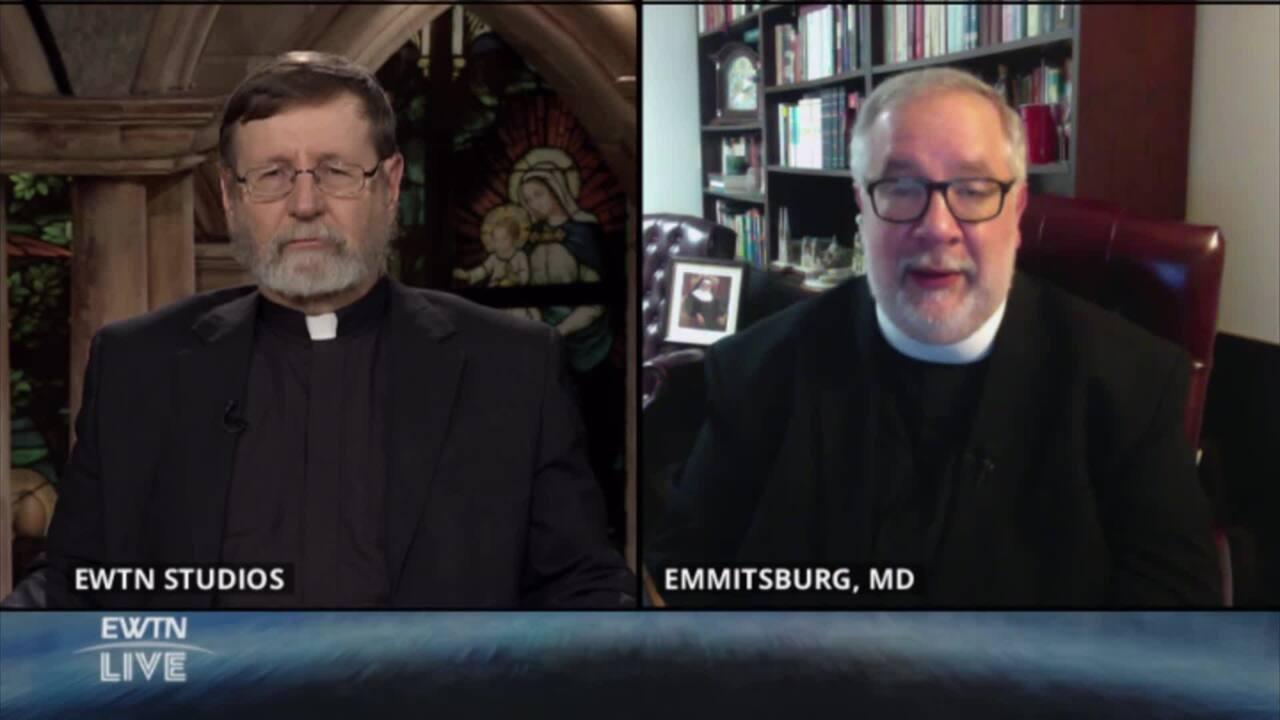 2021-07-07 - Fr. Trigilio & Fr. Brighenti