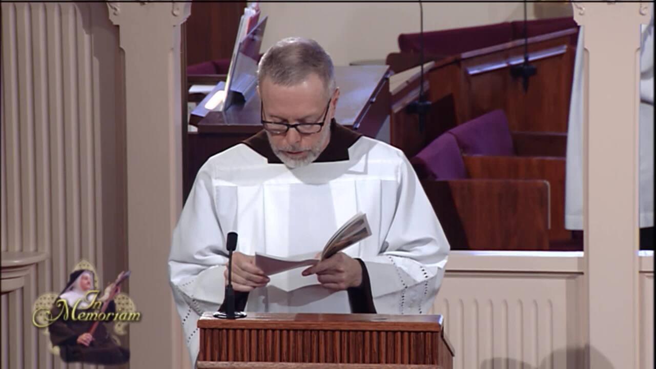 Via Crucis en el Aniversario del Tránsito de Madre Angélica - 2020-03-27 - Via Crucis en el Aniversa