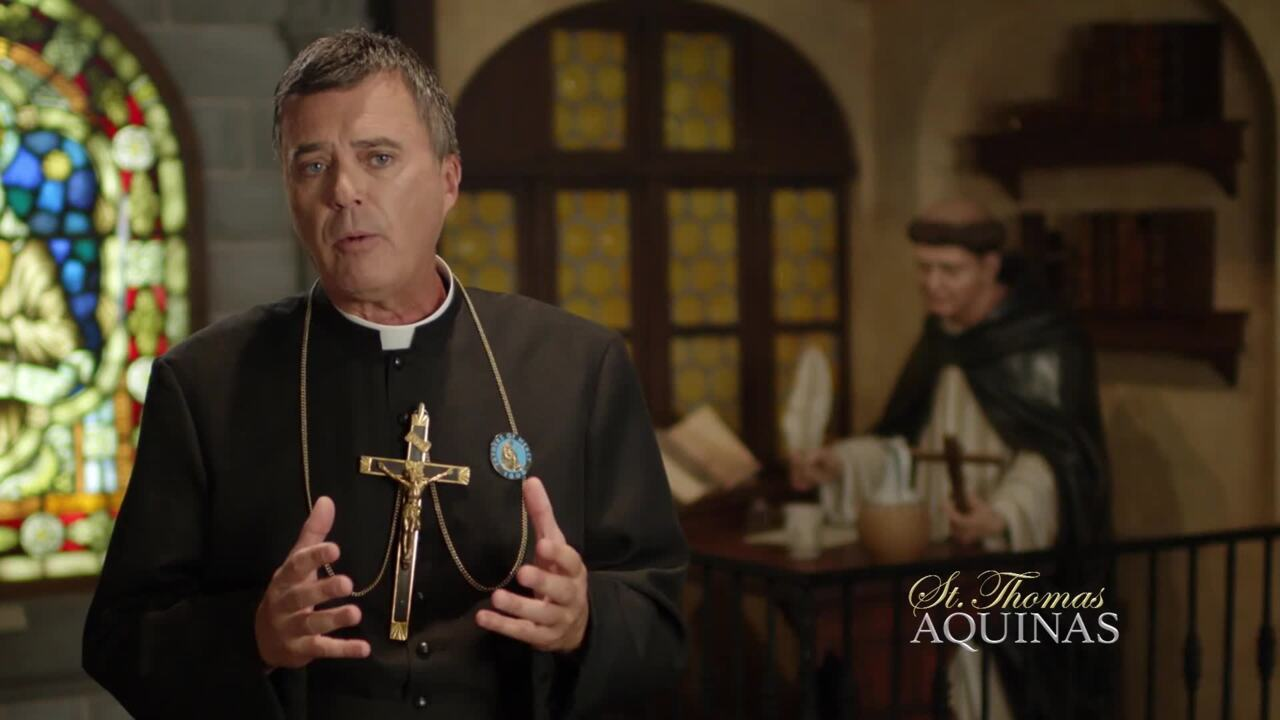 In Defense of the Eucharist with Father Wade Menezes, CPM - St. Thomas Aquinas and the Eucharist