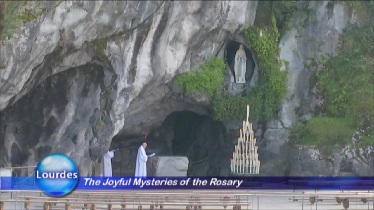 Rosary Novena from Lourdes - 2020-03-21 - Rosary Novena from Lourdes