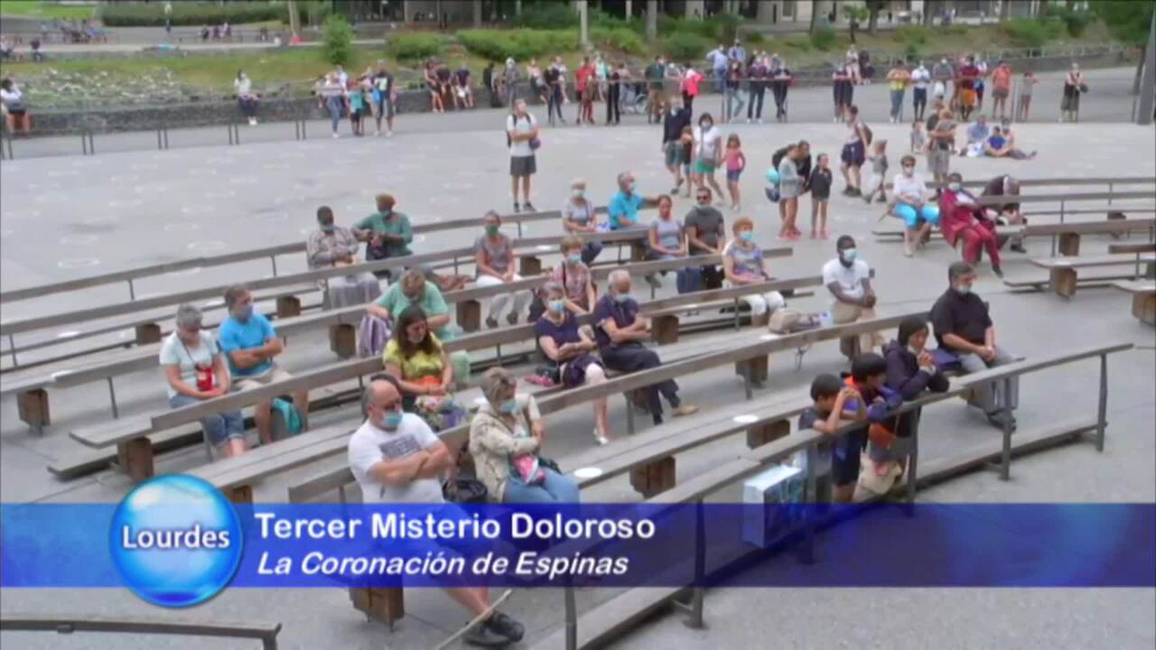 Rosario Desde Lourdes - 2020-07-28 - Rosario Desde Lourdes