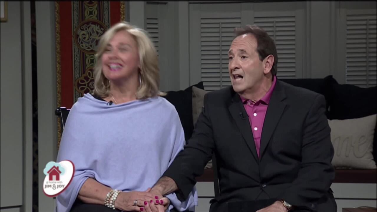 At Home with Jim and Joy - 2020-03-25 - Fr. Augustine Wetta Pt. 1