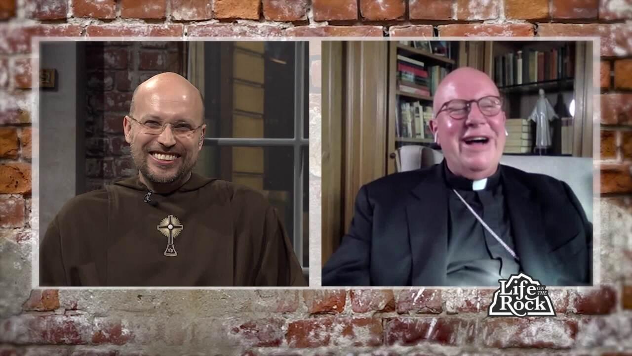 2021-09-12 - Bishop Bill Bryne Pt. 1
