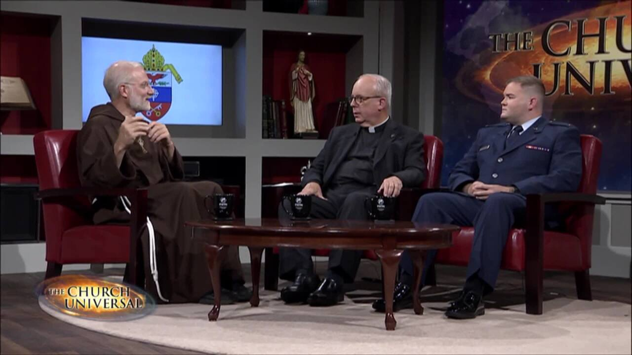 Church Universal - 2020-03-08 - The Vocation Within a Vocation