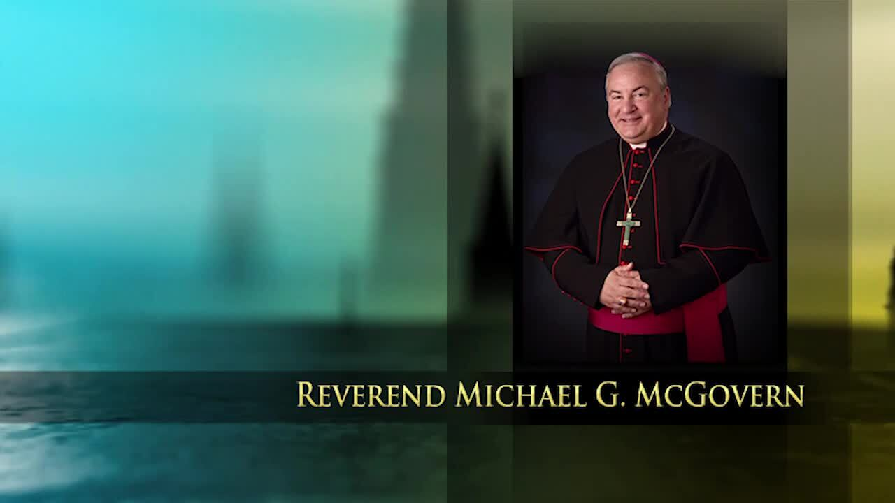 CAA: Mass of Ordination and Installation of the Reverend Michael G. McGovern Promo