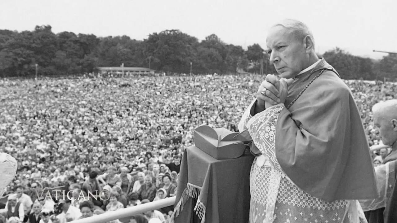 2021-09-04 - Todo en Manos de María: el Cardenal Stefan Wyszynski el Padre Espiritual de