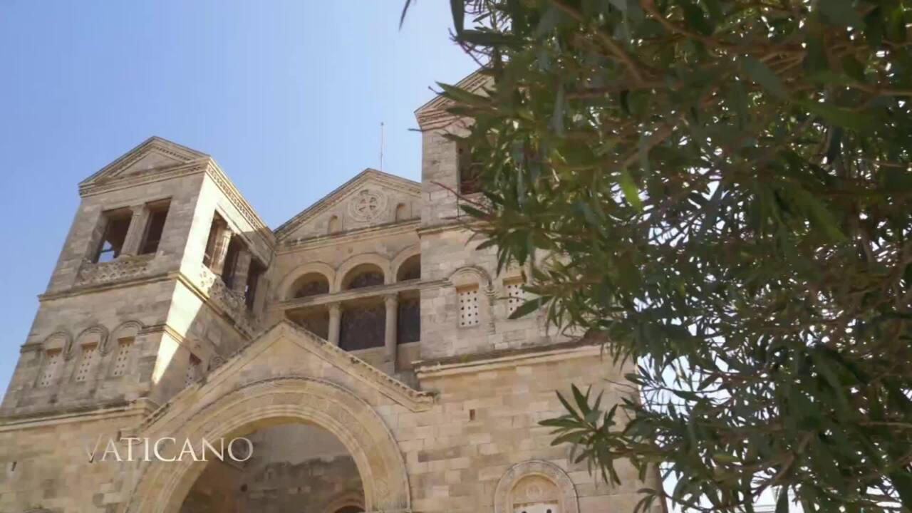 2020-07-12 - The Holy See on Israeli Annexation of Palestine & Pilgrimage to the Holy Lan